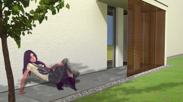rodinny-dom-novostavba-biely-potok-04-nizkoenergeticky-navrh-domu-moderny-plocha-strecha-architekt-biela-fasada