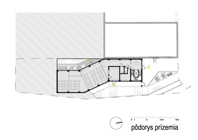 centrum-pre-seniorov-Praha-podorys-prizemia-1NP