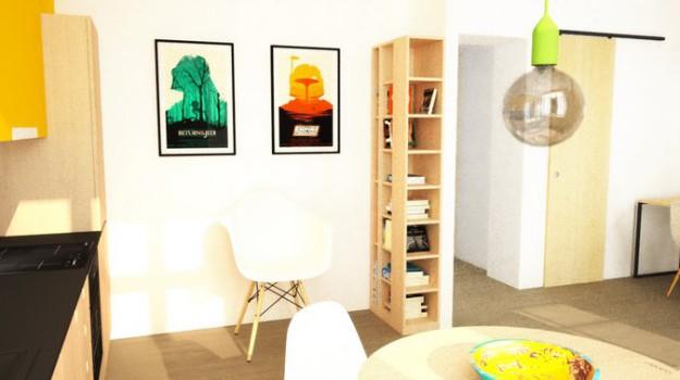 interier-bytu-rekonstrukcia-Bratislava-stare-mesto-06-moderna-kuchyna-jedalen-po-rekonstrukcii-interierovy-navrh-2-izbovy-tehlovy-byt-industrialny-styl-dizajner-v-bratislave