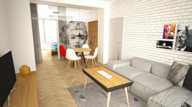 Interier-bytu-rekonstrukcia-Strkovecke-jazero-Bratislava-02-zmena-dispozicie-prakticka-premena-3-izbovy-byt-krasna-obyvacia-izba-malba-interierovy-dizajn-byt-navrhnuty-architektom-tehlova-stena-pohodlna-sedacka