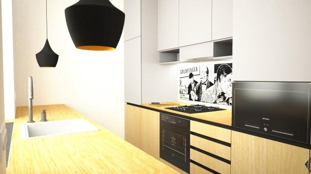 Interier-bytu-rekonstrukcia-Strkovecke-jazero-Bratislava-04-3-izbovy-byt-jednoducha-kuchyna-interierovy-dizajn-byt-navrhnuty-architektom-preglejka-moderne-zavesene-svetla