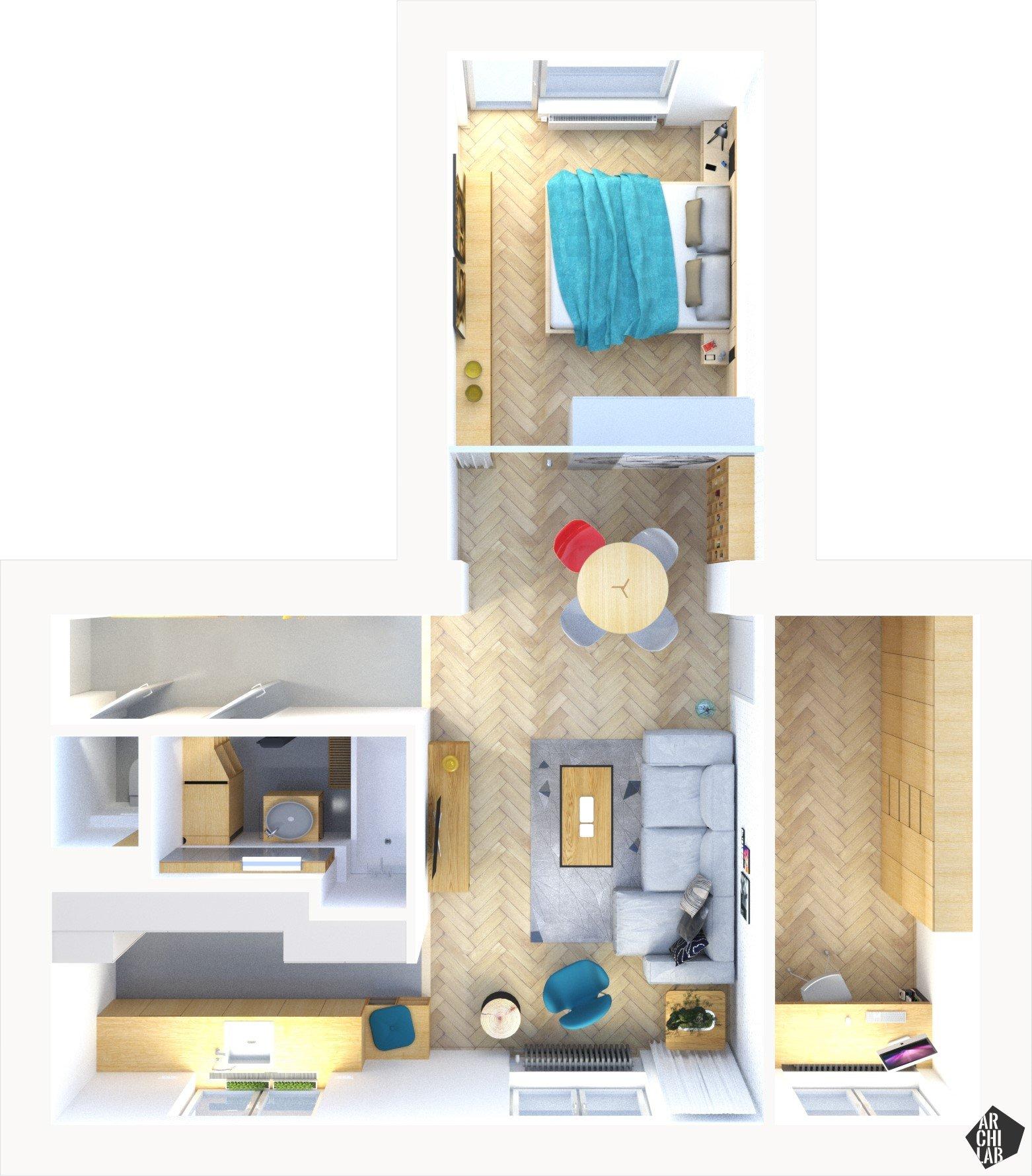 interier-bytu-Strkovecke-jazero-3D-podorys-dispozicia-bytu