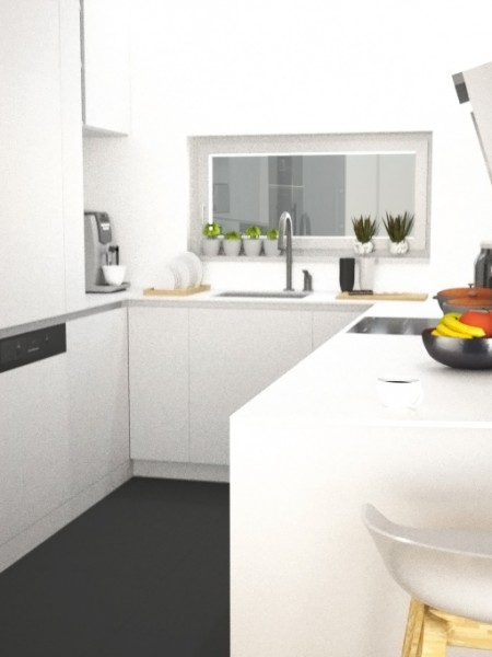 biela-kuchyna-minimalizmus-novostavba-mezonetovy-byt-Vieden-04-nadcasovy-dizajn-pracovna-doska-himacs