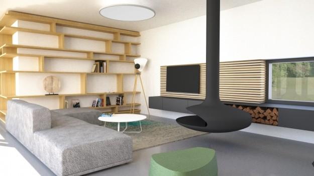 interier-rodinneho-domu-novostavba-Stupava-luxusny-dom-jedinecny-dizajn-01-interierovy-architekt-cierny-zaveseny-krb-dizajnove-lampy-Vibia-stolicky-Kristalia