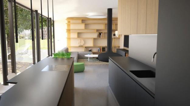 interier-rodinneho-domu-novostavba-Stupava-luxusny-dom-jedinecny-dizajn-03-interierovy-architekt-archilab-krasna-cierna-kuchyna-pracovna-doska-Corian-dizajnovy-nabytok