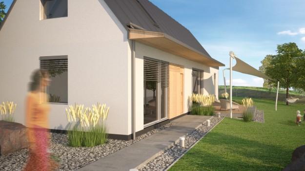pasivny-rodinny-dom-novostavba-dubova-pri-modre-02-stylovy-navrh-domu-moderny-dizajn-dreveny-obklad-fasady-sedlova-strecha-francuzske-okna-architekt-archilab