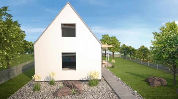 pasivny-rodinny-dom-novostavba-dubova-pri-modre-04-stylovy-navrh-domu-moderny-dizajn-dreveny-obklad-fasady-sedlova-strecha-francuzske-okna-architekt-archilab