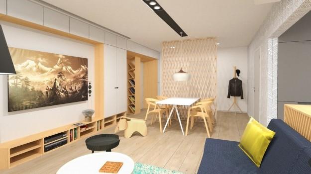Interier-4-izboveho-bytu-rekonstrukcia-Ambroseho-ul-Bratislava-01-navrh-od-architekta-interierovy-dizajn-archilab-nabytok-na-mieru-stylovy-obyvaci-priestor-jedalen