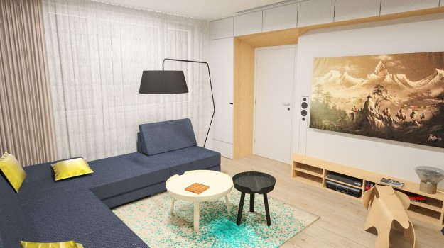 Interier-4-izboveho-bytu-rekonstrukcia-Ambroseho-ul-Bratislava-10-navrh-od-architekta-interierovy-dizajn-archilab-nabytok-na-mieru-muuto-stoliky-stylova-obyvacia-izba