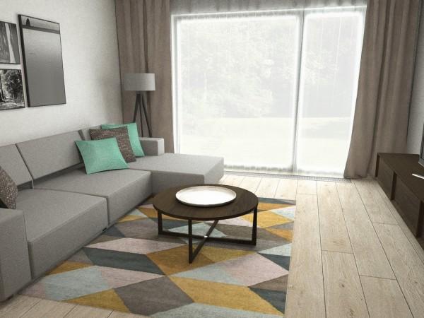 interier-rodinneho-domu-novostavba-slovensky-grob-03-variant-2-skandinavsky-styl-siva-sedacka-dizajnovy-nabytok-interierovy-dizajn-architekti-archilab-farebny-koberec