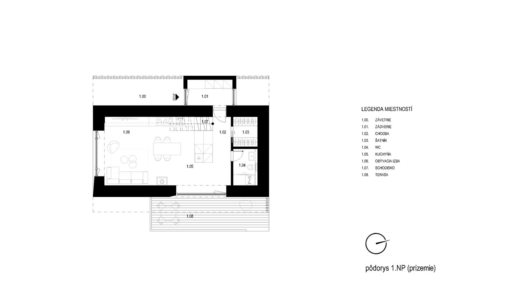 rodinny-dom-rekonstrukcia-horne-prsany-podorys-prizemie-od-architekta-moderny-dizajn-archilab