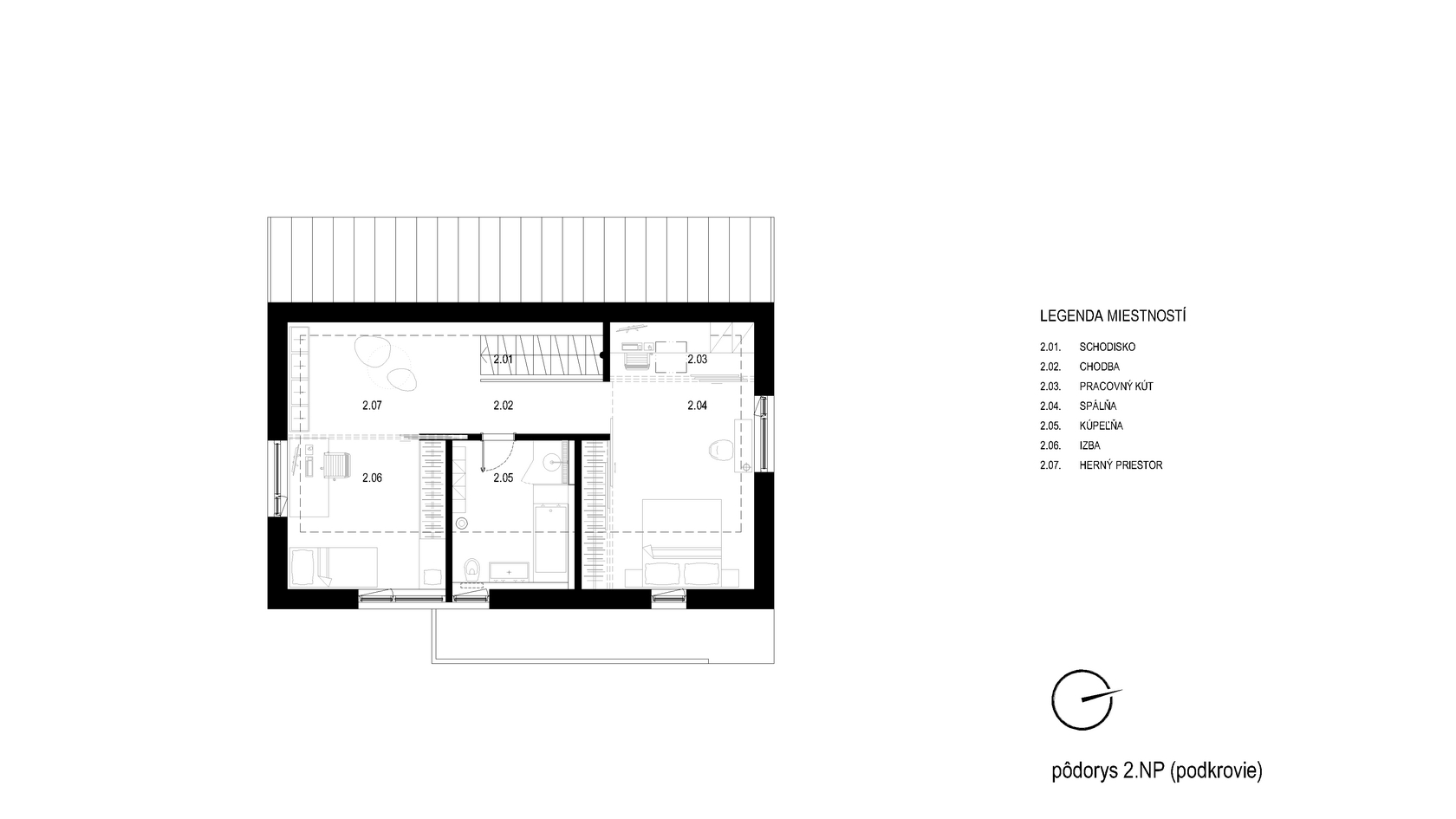 rodinny-dom-rekonstrukcia-horne-prsany-podorys-podkrovie-od-architekta-moderny-dizajn-archilab