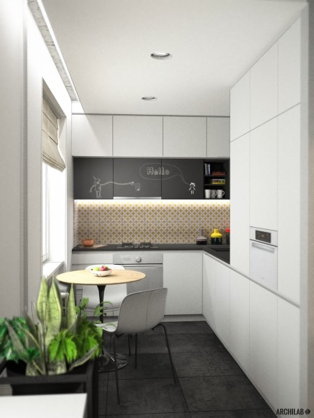 interier-bytu-rekonstrukcia-tokajicka-ul-bratislava-biela-kuchyna-tabulova-farba-cierna-dlazba-moderny-dizajn-od-architekta-05